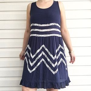 Free People Inspired shift dress